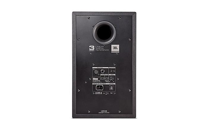 JBL LSR308 : loa kiểm âm công suất