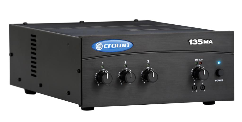 Crown 135MA : Bộ khuếch đại âm thanh