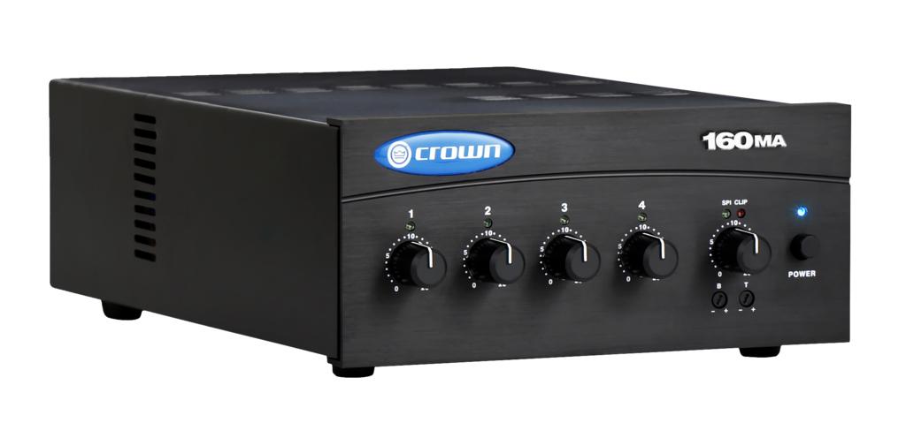 Crown 160MA : Bộ khuếch đại âm thanh