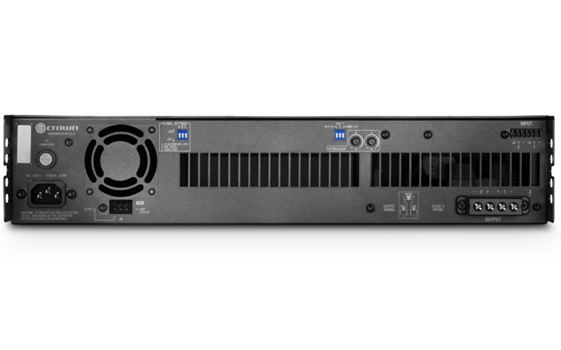 Crown DCi 2|300 : Bộ khuếch đại công suất 2 kênh