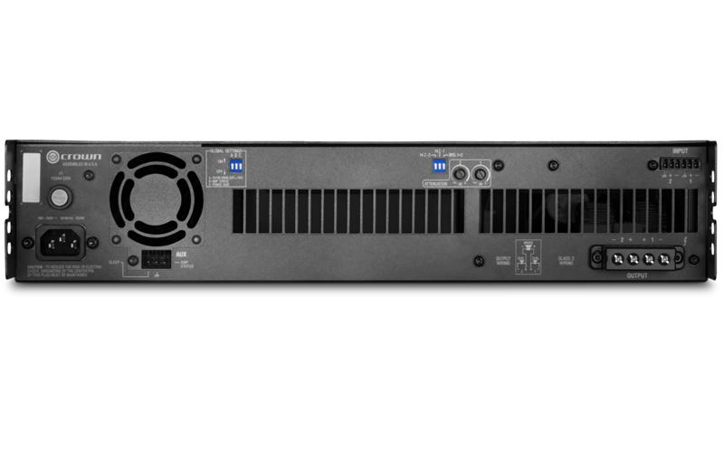Crown DCi 2|1250 : Bộ khuếch đại công suất 2 kênh