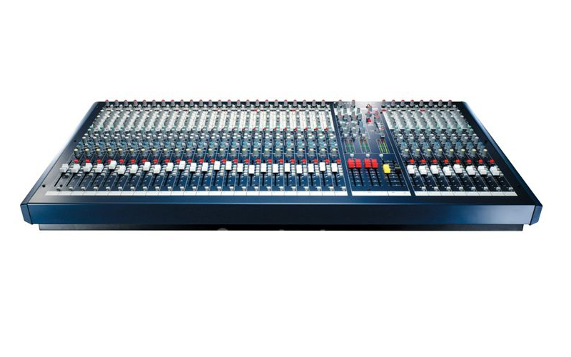 SoundCraft LX7ii 24 : Bàn trộn Mixer