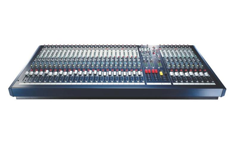SoundCraft LX7ii 32 : Bàn trộn Mixer