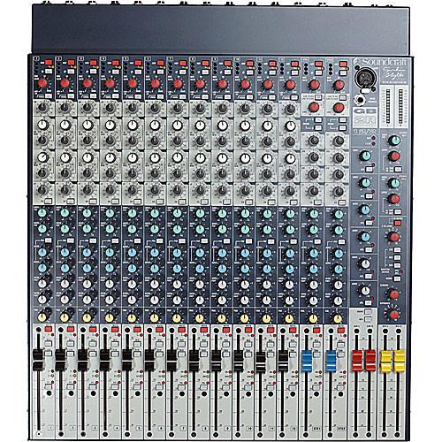 SoundCraft GB2R 12 : Bàn trộn Mixer