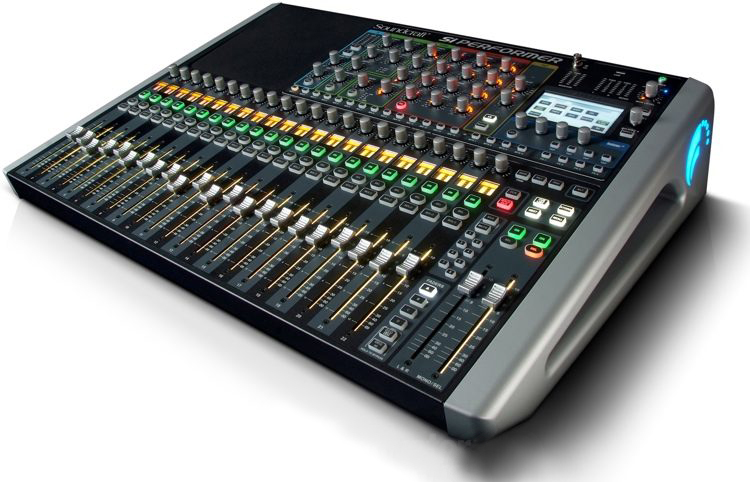 SoundCraft Si Performer 2 : Bàn Mixer kỹ thuật số