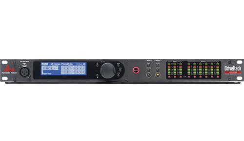DBX Driverack VENU360 : Bộ xử lý tín hiệu âm thanh