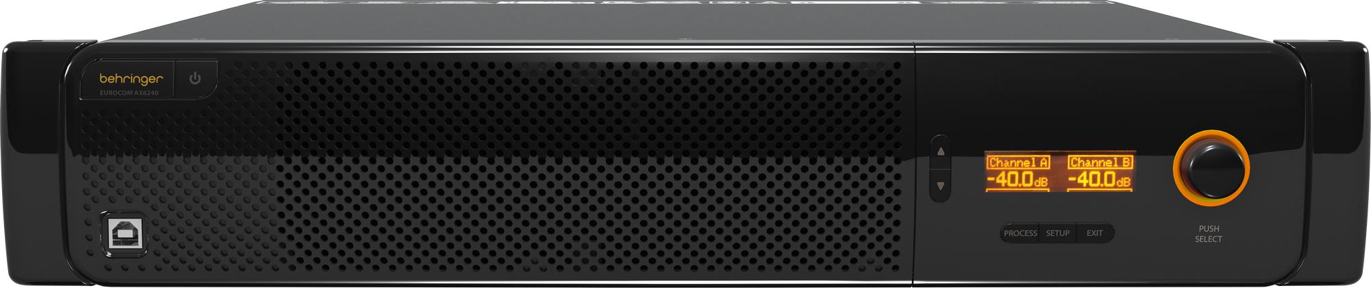Behringer AX6240 : Ampli liền mixer