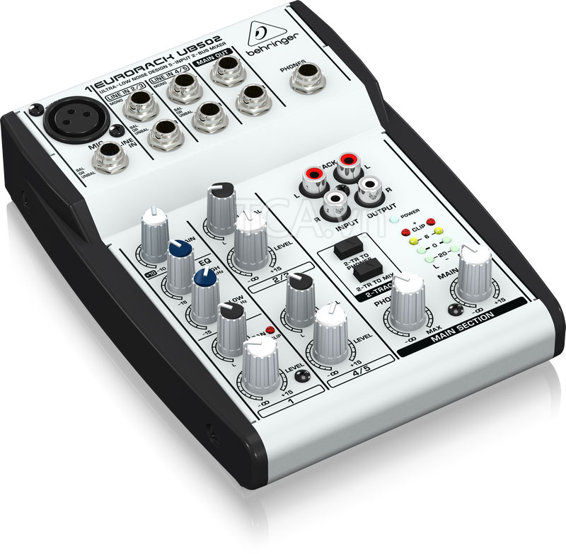 Mixer Behringer UB502