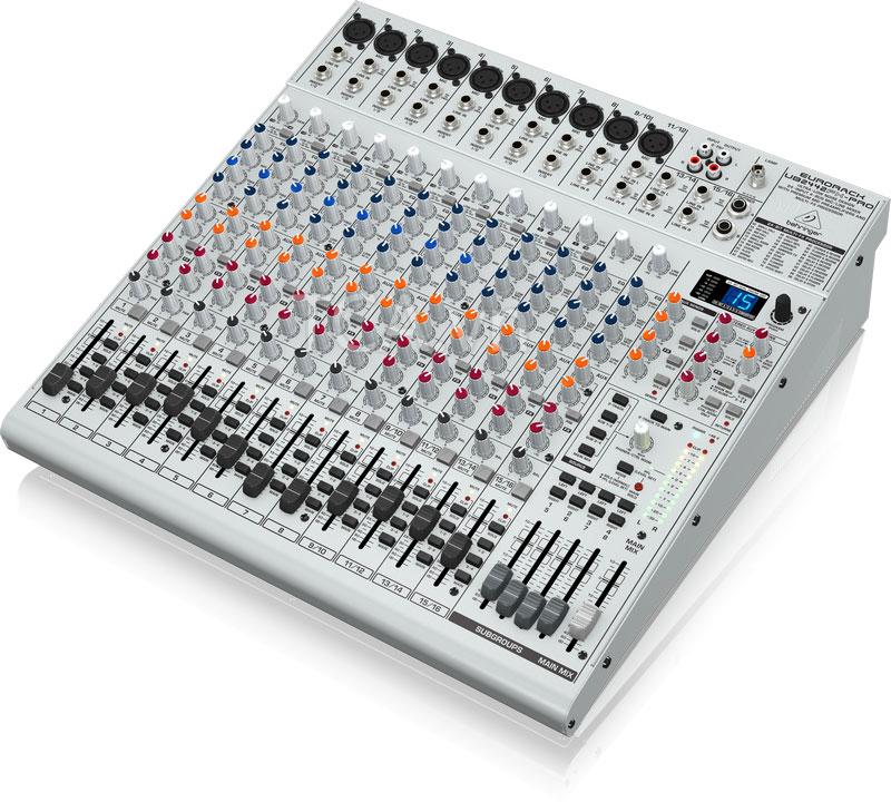Mixer Behringer UB2442FX-PRO