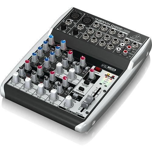 Mixer Behringer Q1002USB