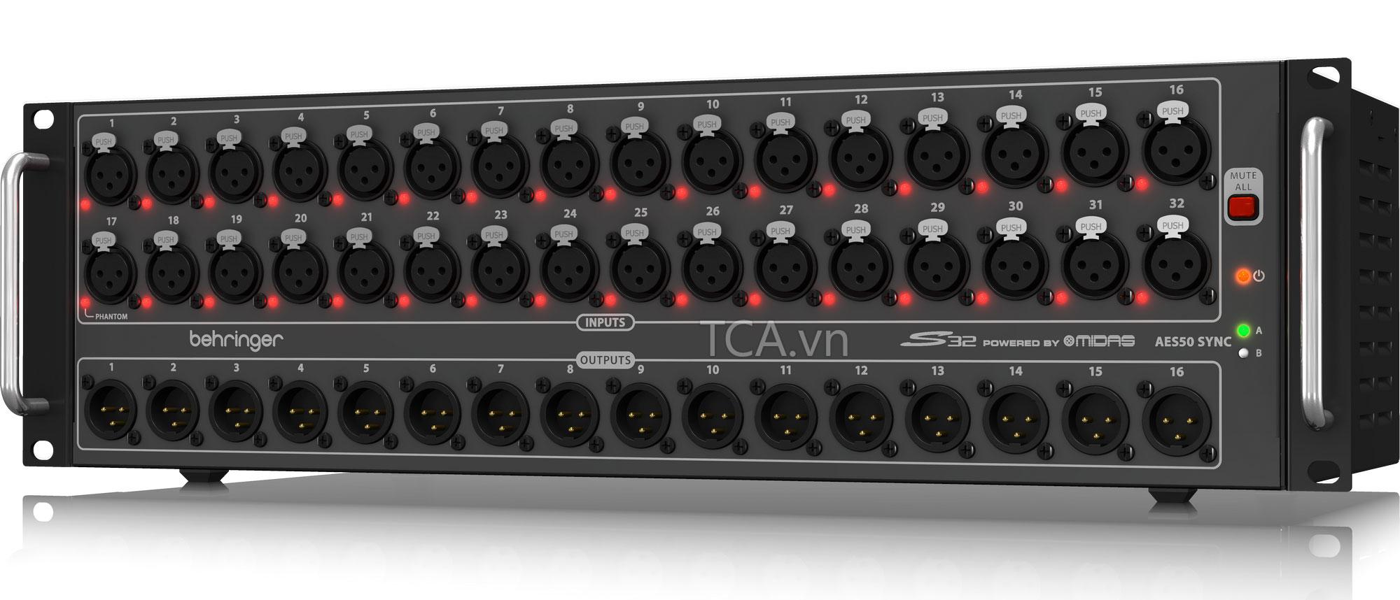 I/O Interface Behringer S32