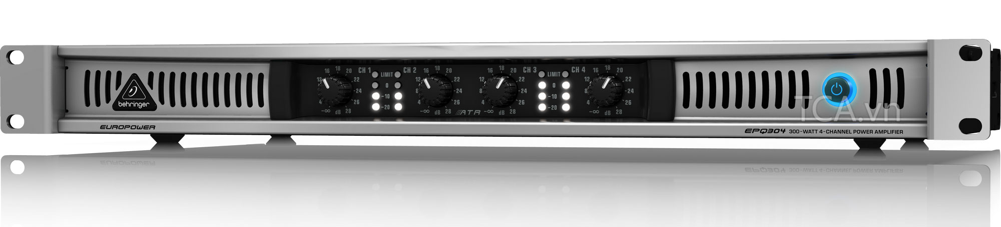 Power Amplifier BEHRINGER EUROPOWER EPQ304