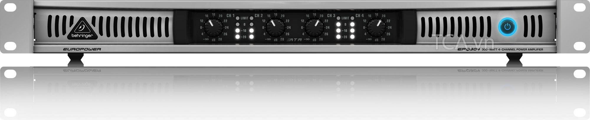 Power Amplifier BEHRINGER EUROPOWER EPQ304
