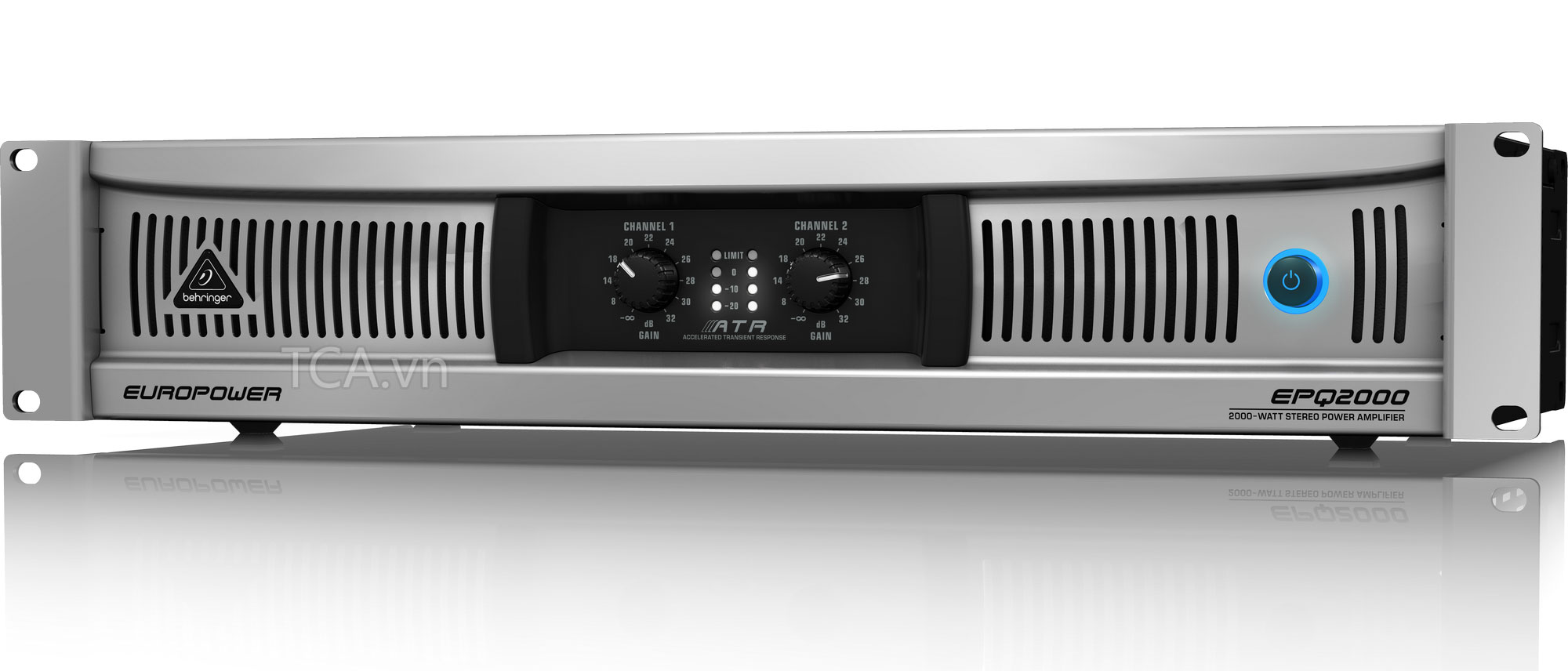 Power Amplifier BEHRINGER EUROPOWER EPQ2000