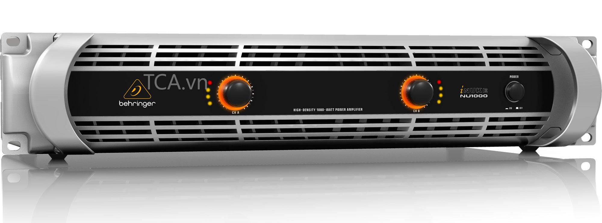 Power Amplifier BEHRINGER iNUKE NU1000