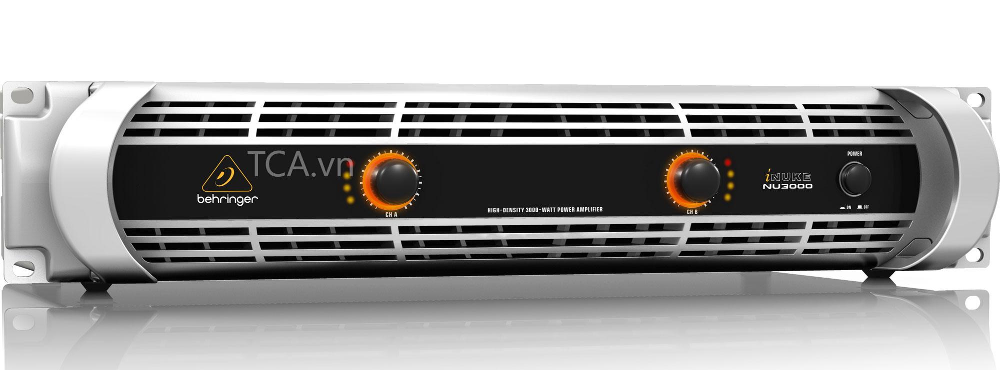 Power Amplifier BEHRINGER iNUKE NU3000