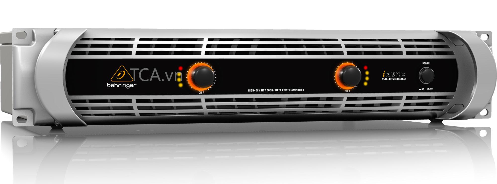 Power Amplifier BEHRINGER iNUKE NU6000