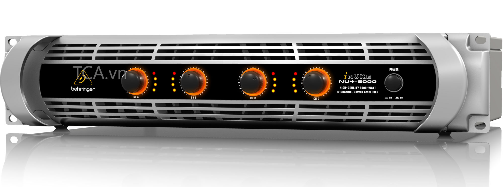 Power Amplifier BEHRINGER iNUKE NU4-6000