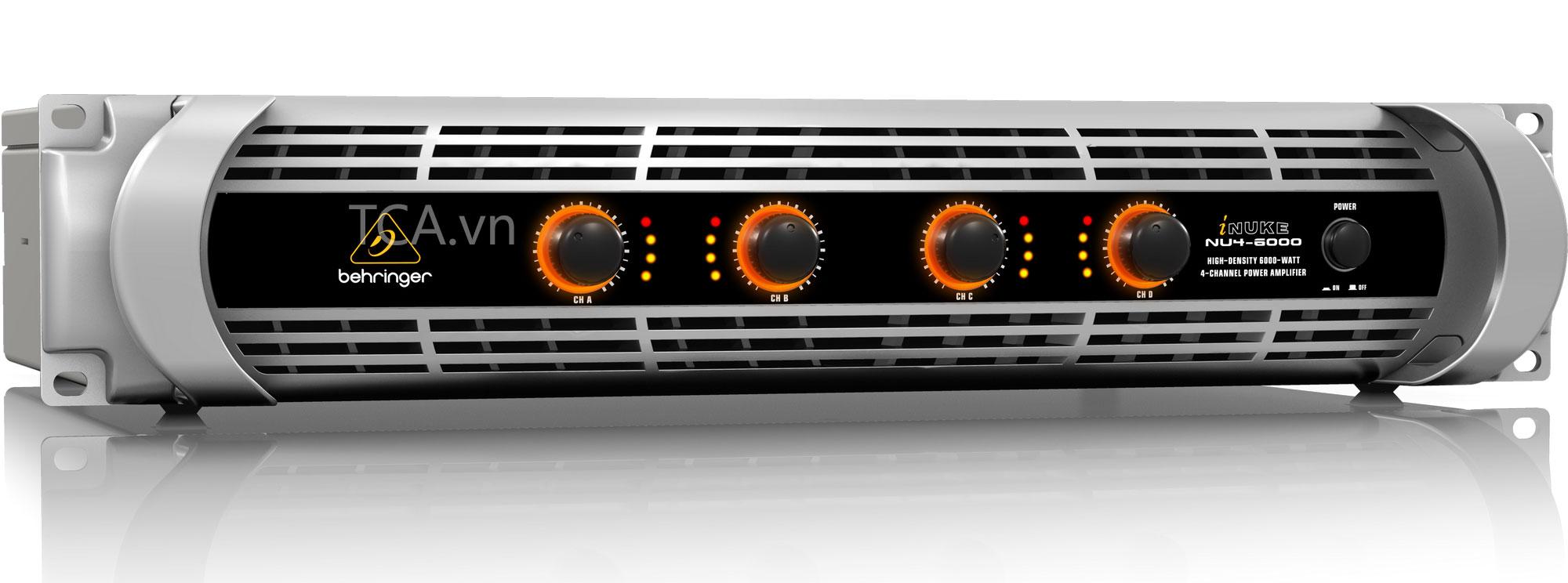 Power Amplifier BEHRINGER iNUKE NU4-6000
