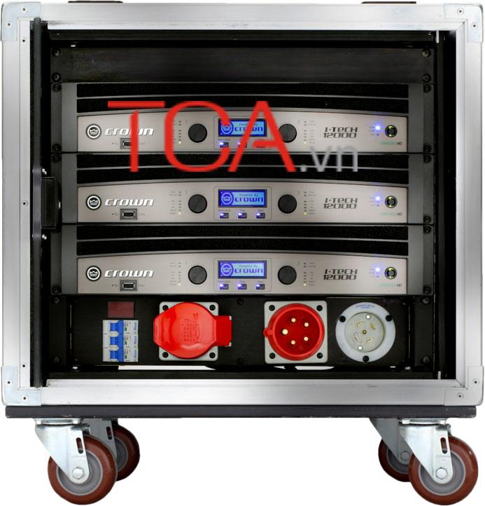 Crown VRack 12000HD