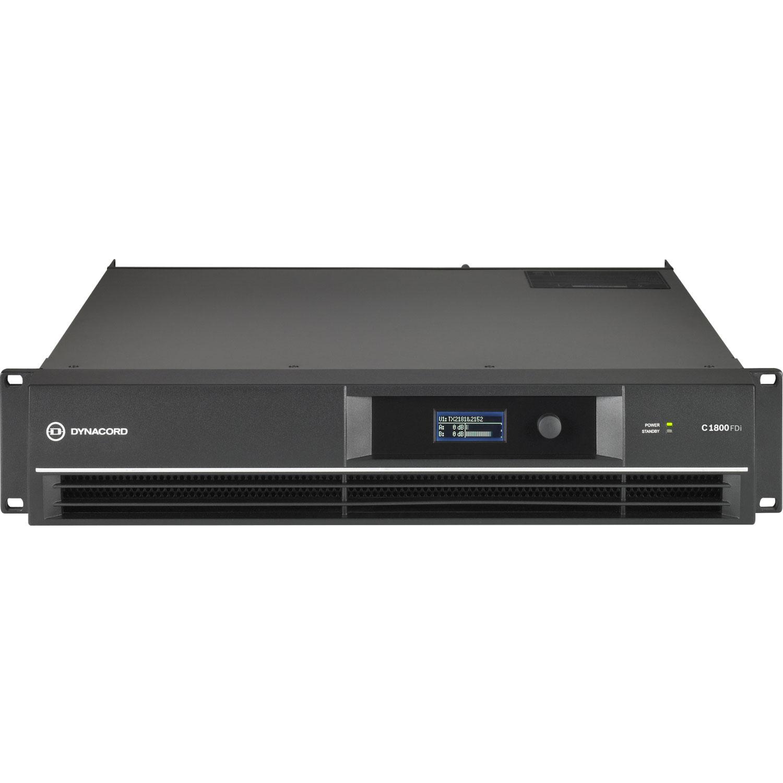 Cục đẩy công suất Dynacord C1800FDI