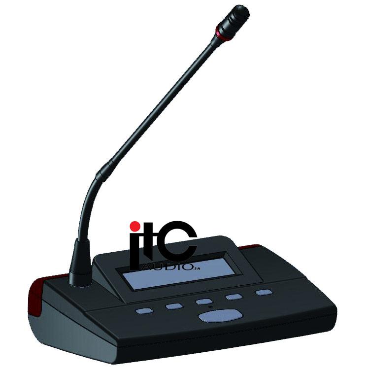 Micro chủ tịch-đại biểu không dây kỹ thuật số ITC TH-0501 TH-0501A