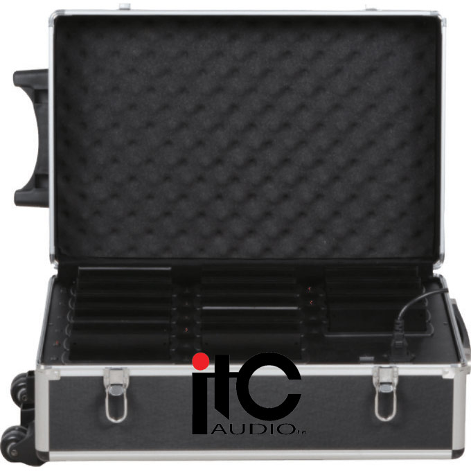 Hộp sạc pin ITC TH-0520