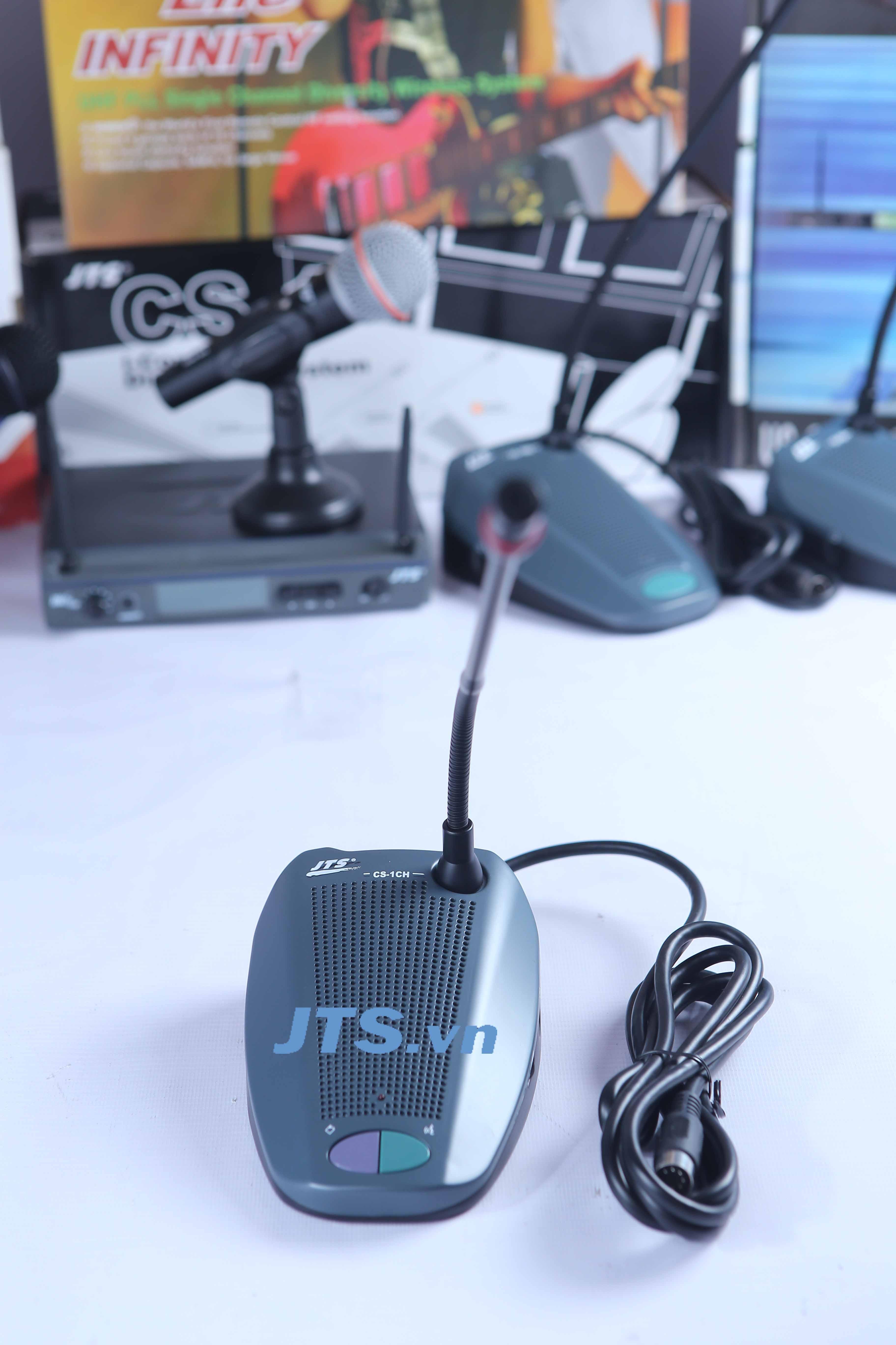 Máy chủ tọa JTS CS-1CH