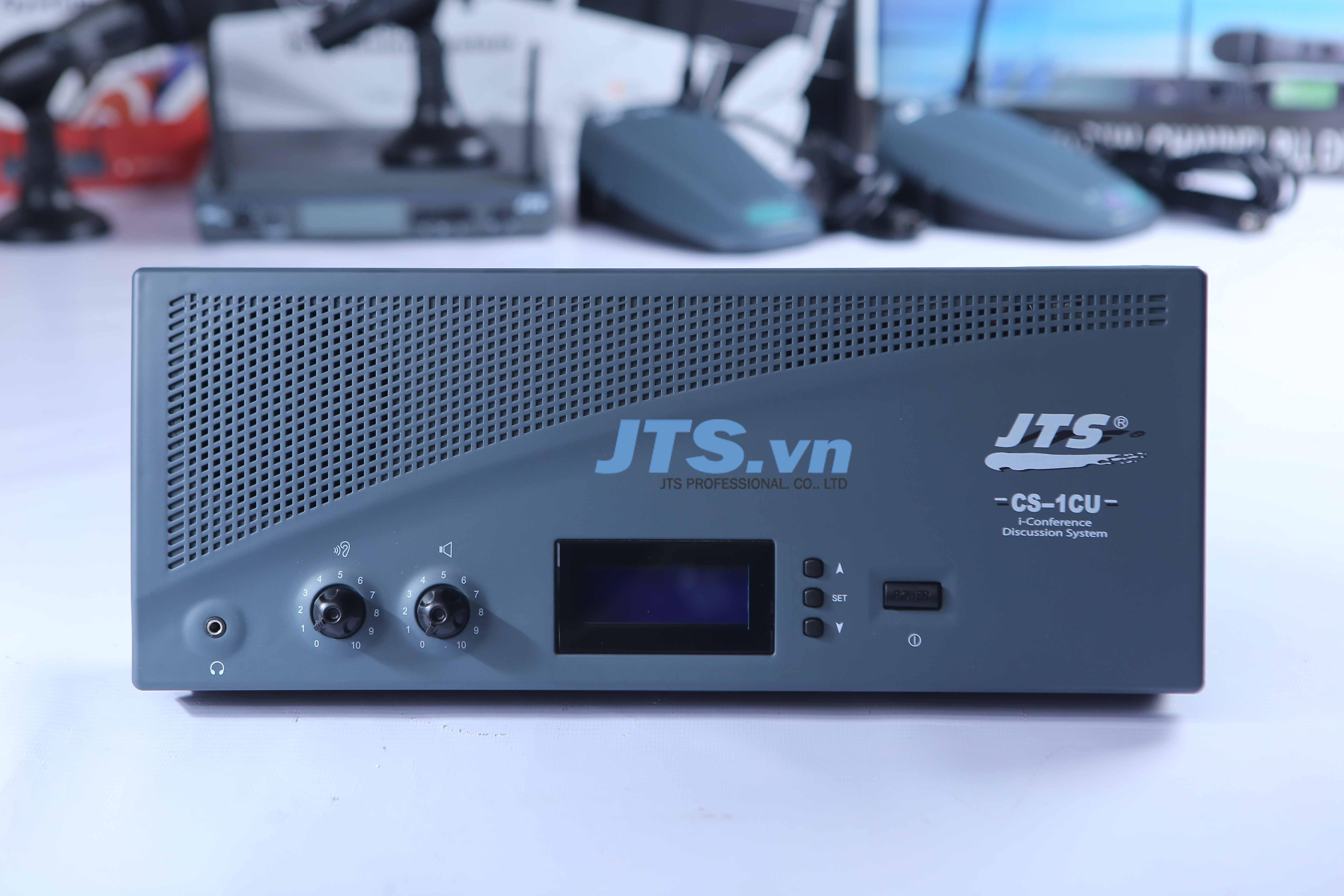Hệ thống micro hội thảo JTS CS-1CU