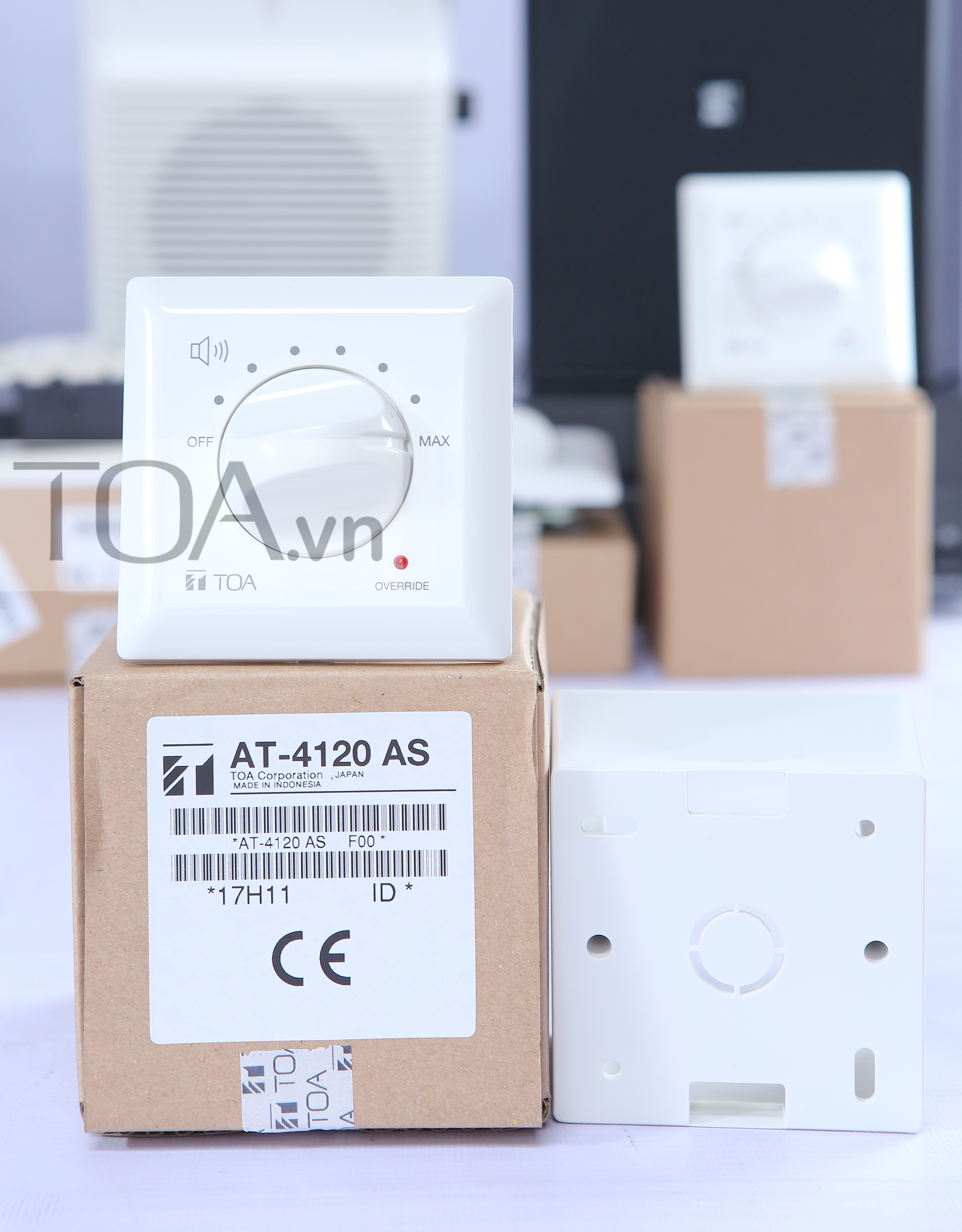 Chiết áp 120W TOA AT-4120 AS