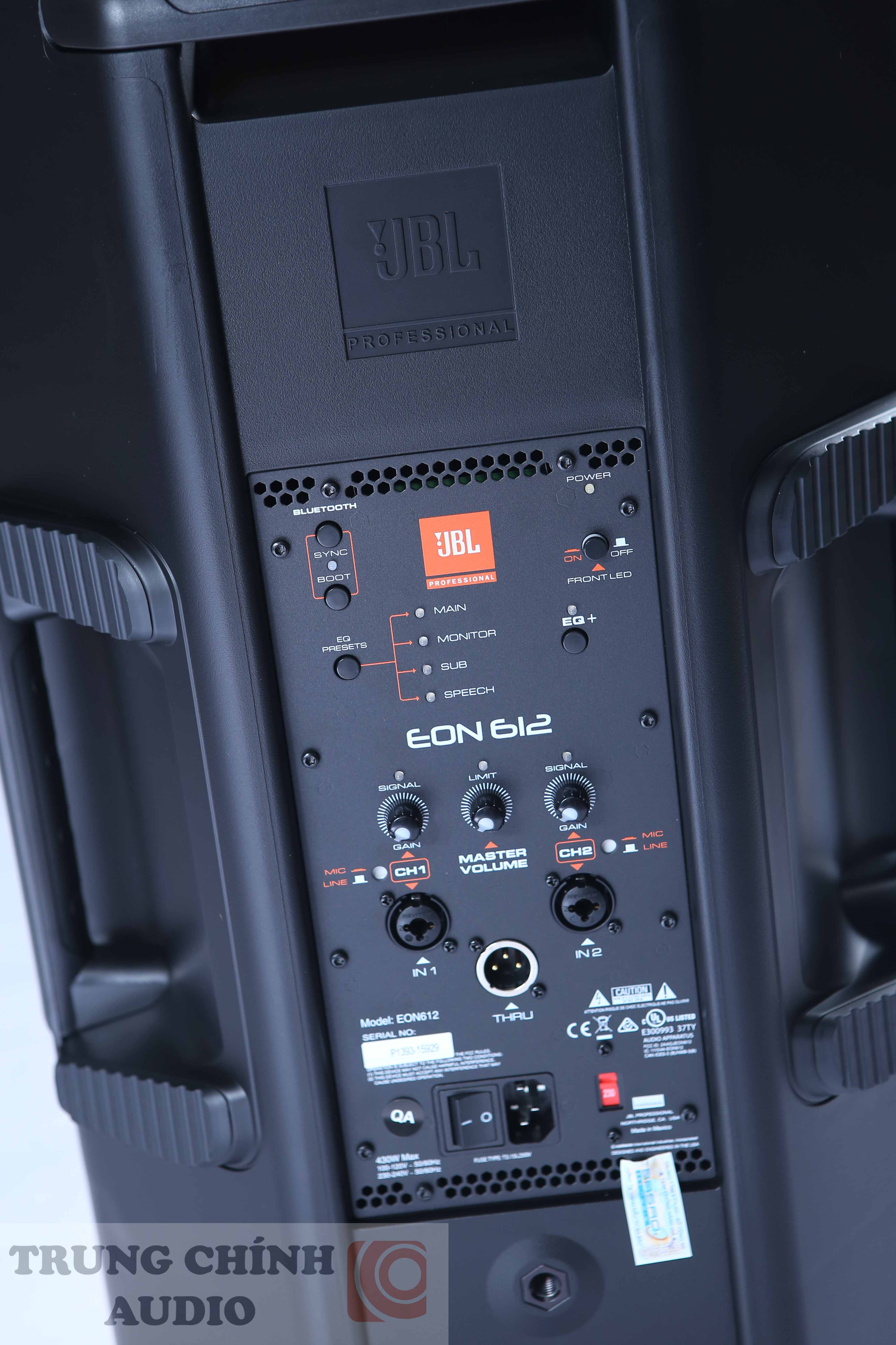 JBL EON612 : Loa di động