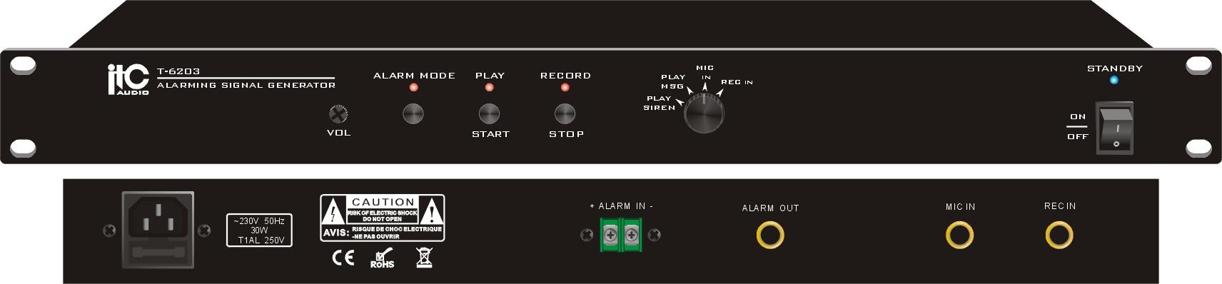 Bảng điều khiển giọng nói AV AGS-6000 CE