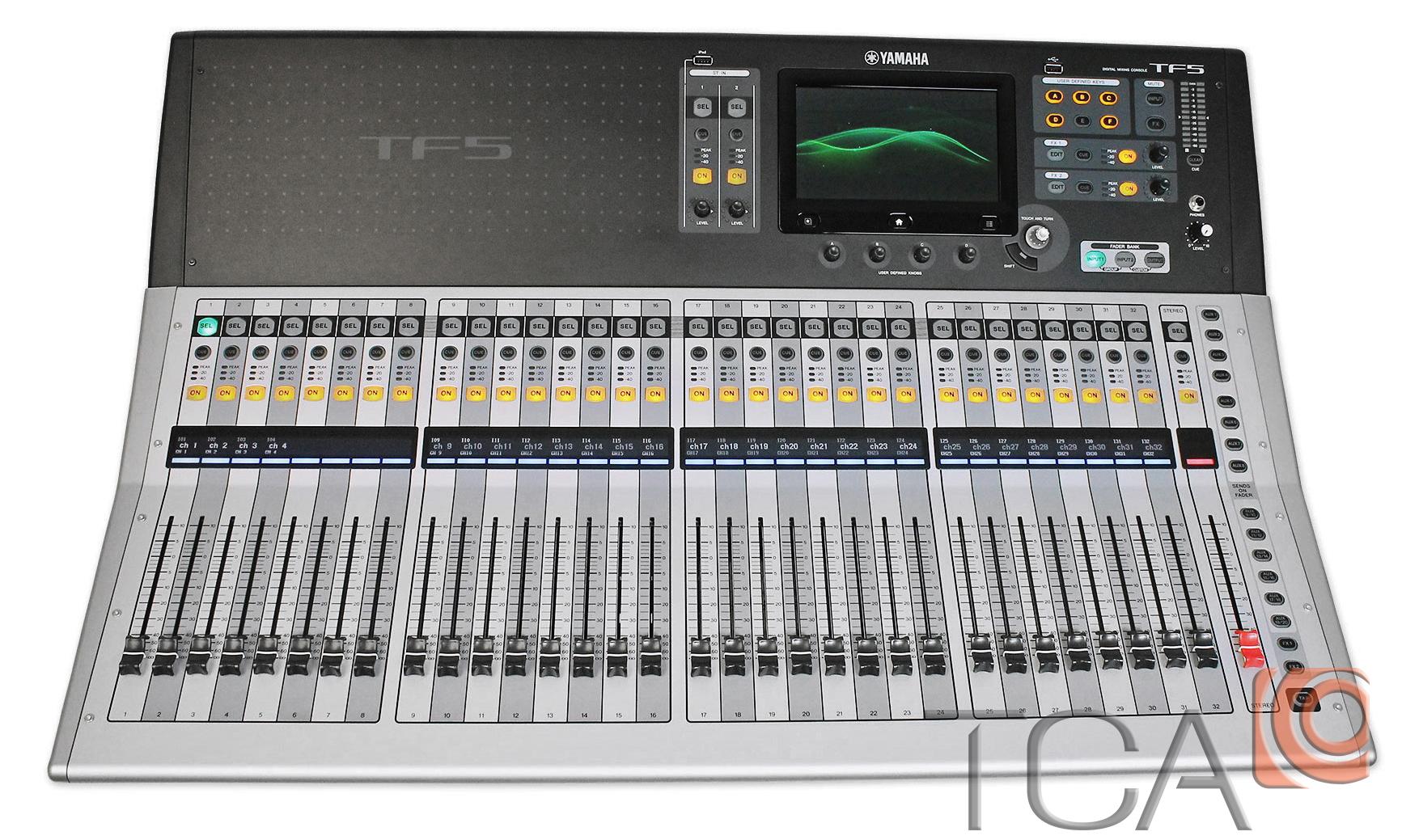 Bộ trộn âm kỹ thuật số Yamaha TF5