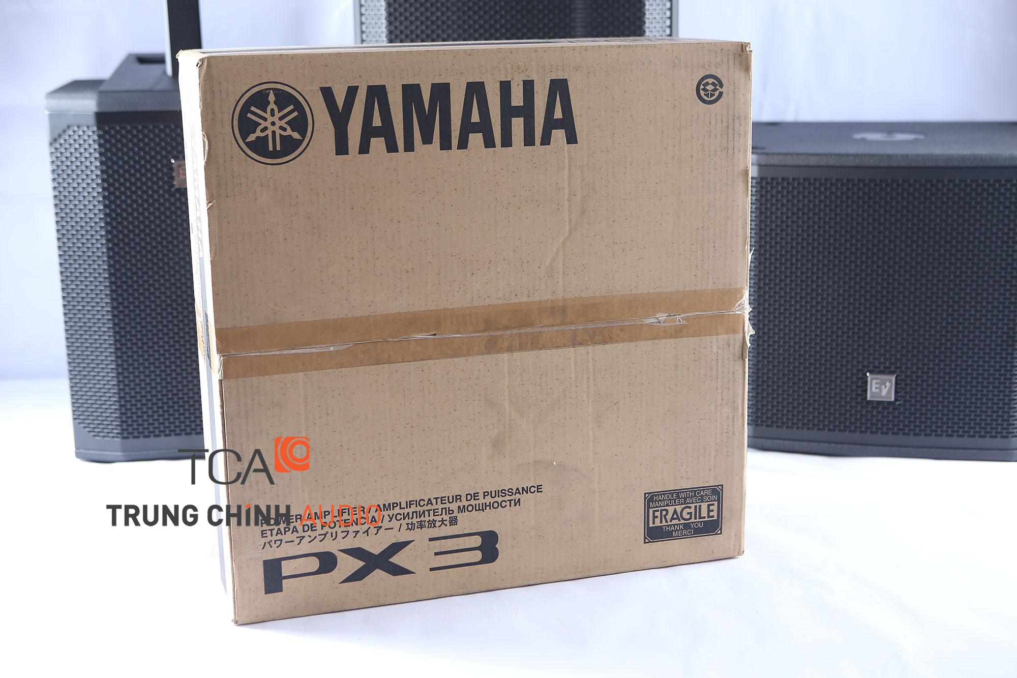 Cục đẩy công suất Yamaha PX3