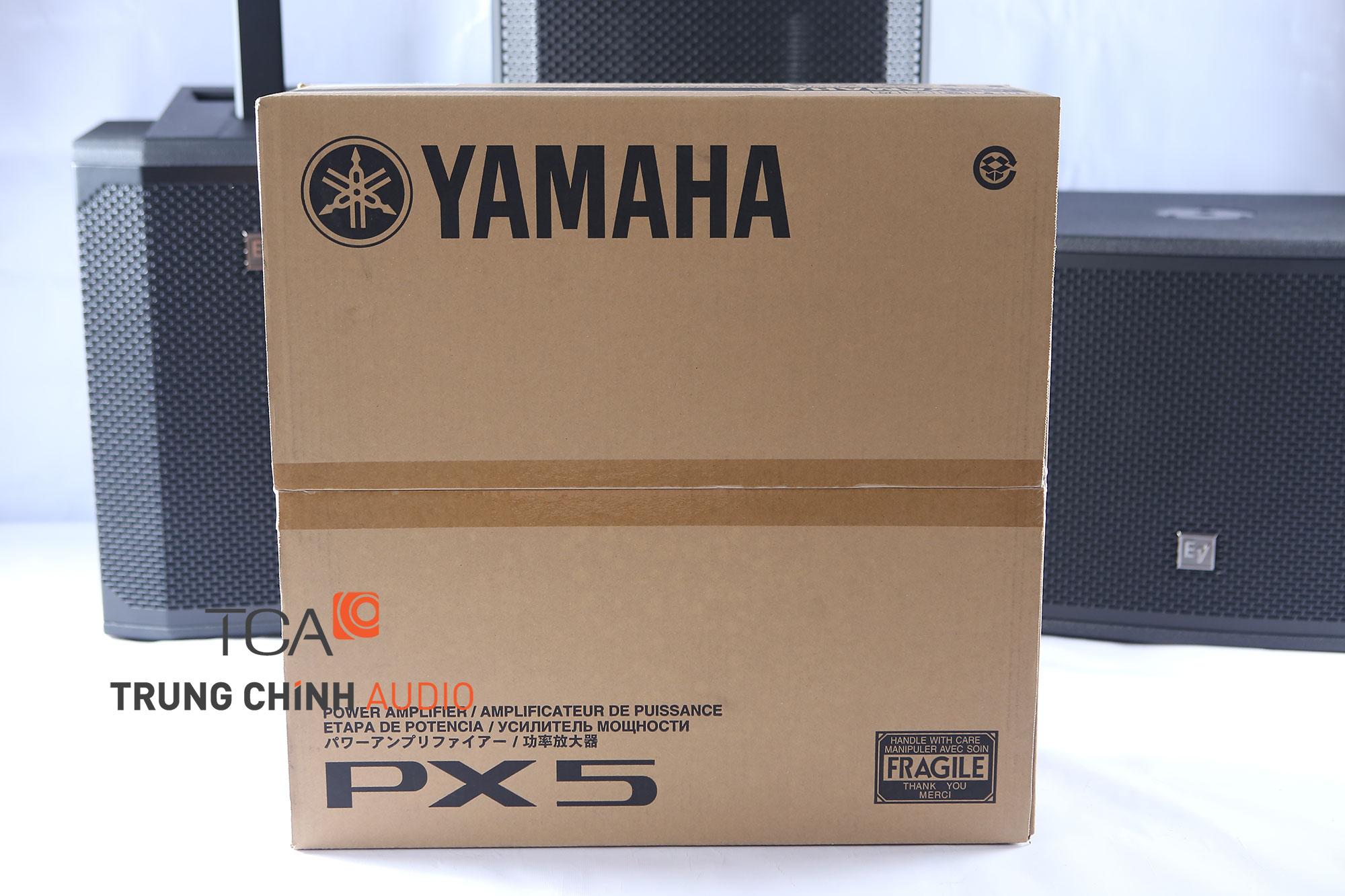 Cục đẩy công suất Yamaha PX5
