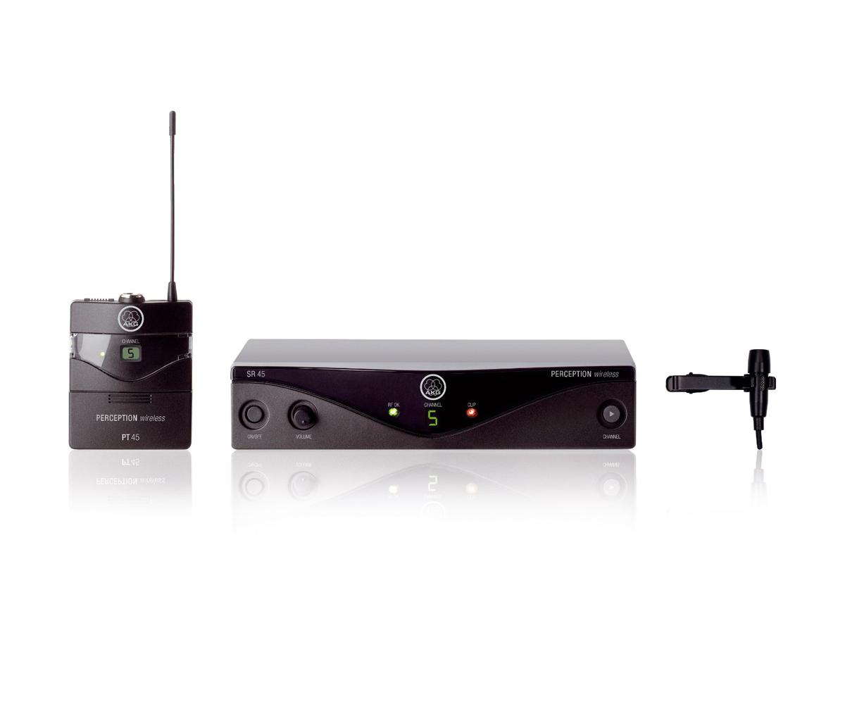 Bộ Micro AKG Perception 45 Presenter set