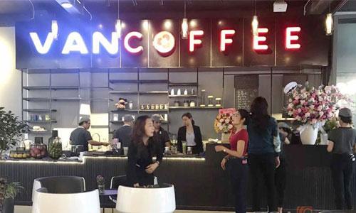 Âm thanh ánh sáng sân khấu quán cafe: Van Coffee Đà Nẵng