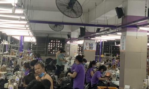 Âm thanh thông báo nhà máy, xưởng, văn phòng Công ty May Thêu Thuận Phương