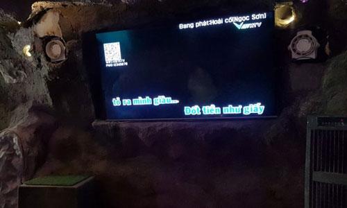 Dàn âm thanh karaoke gia đình cho đại gia tại Vinhomes Central Park