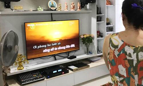 Dàn âm thanh karaoke gia đình cao cấp: Chị Ngân, Hồ Chí Minh