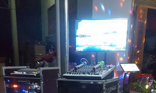 Dàn âm thanh nhạc sống, karaoke chuyên nghiệp: Quy Nhơn, Bình Định