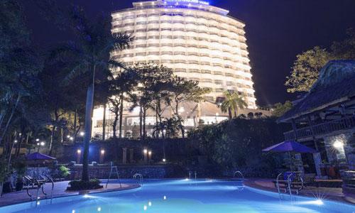 ÂM THANH SÂN KHẤU HỘI TRƯỜNG trung tâm hội nghị khách sạn Sài Gòn Hạ Long
