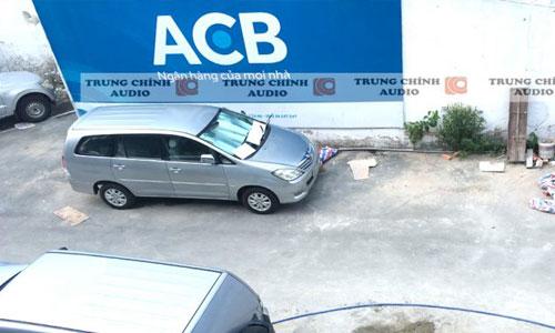 Âm thanh sân khấu hội trường chuyên nghiệp: ngân hàng ACB Hồ Chí Minh