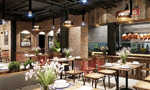 Tư vấn lắp đặt dàn âm thanh nhà hàng: Kampong Chicken House