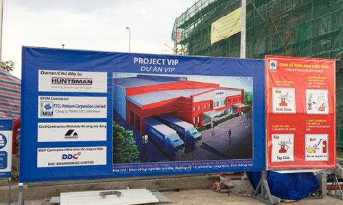 Hệ thống âm thanh TOA thông báo nhà máy, nhà xưởng, văn phòng: VIP Đồng Nai