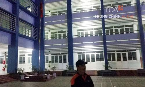 âm thanh thông báo trường học: THCS Cửu Long, Bình Thạnh, HCM