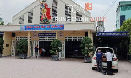 âm thanh nhà thờ Micae Đồng Nai
