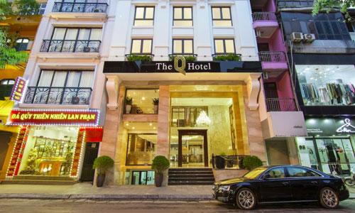 âm thanh nhạc nền thông báo The Q Hotel Hanoi