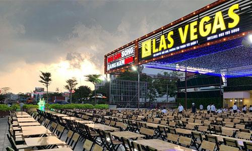 Âm thanh ánh sáng sân khấu chuyên nghiệp: Nhà hàng Las Vegas Quận 7,Hồ Chí Minh