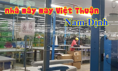 Lắp đặt hệ thống âm thanh thông báo TOA FV-200 cho nhà xưởng nhà máy May Việt Thuận